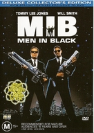 Men In Black - Australian DVD cover (xs thumbnail)