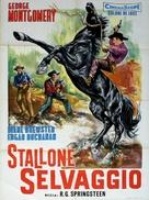 King of the Wild Stallions - Italian Movie Poster (xs thumbnail)