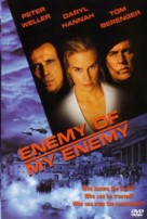 Diplomatic Siege - German DVD cover (xs thumbnail)