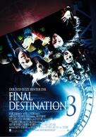 Final Destination 3 - German Movie Poster (xs thumbnail)