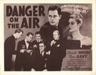 Danger on the Air - Movie Poster (xs thumbnail)