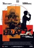 Black - French Movie Poster (xs thumbnail)
