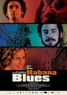Habana Blues - Argentinian Movie Poster (xs thumbnail)