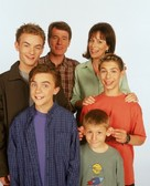 """""""Malcolm in the Middle"""" - British poster (xs thumbnail)"""