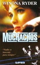 Boys - Argentinian VHS movie cover (xs thumbnail)