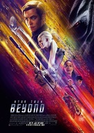 Star Trek Beyond - German Movie Poster (xs thumbnail)