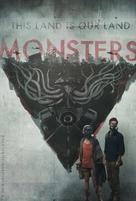 Monsters - Movie Poster (xs thumbnail)