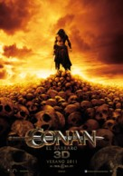 Conan the Barbarian - Spanish Movie Poster (xs thumbnail)