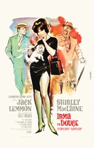 Irma la Douce - French Movie Poster (xs thumbnail)