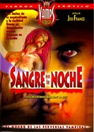 Les cauchemars naissent la nuit - Spanish Movie Cover (xs thumbnail)