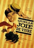 Che gioia vivere - French Movie Poster (xs thumbnail)