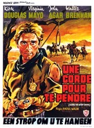 Along the Great Divide - Belgian Movie Poster (xs thumbnail)