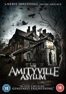 The Amityville Asylum - British DVD cover (xs thumbnail)