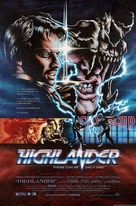 Highlander - Movie Poster (xs thumbnail)