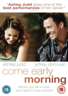 Come Early Morning - British DVD cover (xs thumbnail)