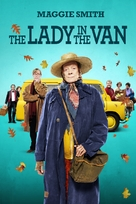 The Lady in the Van - British Movie Cover (xs thumbnail)
