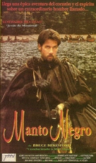Black Robe - Argentinian VHS movie cover (xs thumbnail)