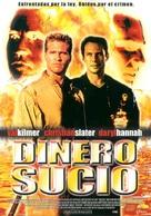 Hard Cash - Spanish Movie Poster (xs thumbnail)