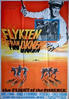 The Flight of the Phoenix - Swedish Movie Poster (xs thumbnail)