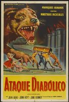 Attack of the Puppet People - Argentinian Movie Poster (xs thumbnail)