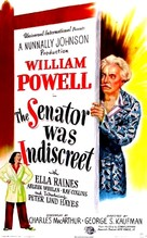 The Senator Was Indiscreet - Movie Poster (xs thumbnail)