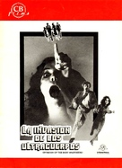Invasion of the Body Snatchers - Spanish poster (xs thumbnail)