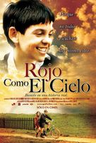 Rosso come il cielo - Mexican Movie Poster (xs thumbnail)