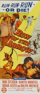 Run of the Arrow - Australian Movie Poster (xs thumbnail)