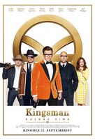 Kingsman: The Golden Circle - Estonian Movie Poster (xs thumbnail)