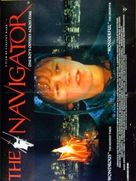 The Navigator: A Mediaeval Odyssey - British Movie Poster (xs thumbnail)