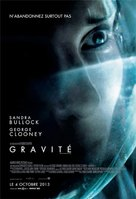 Gravity - Canadian Movie Poster (xs thumbnail)