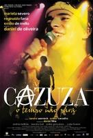 Cazuza - O Tempo Não Pára - Brazilian Movie Poster (xs thumbnail)