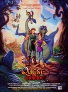 Quest for Camelot - Movie Poster (xs thumbnail)