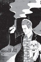 Seven Psychopaths - Movie Poster (xs thumbnail)
