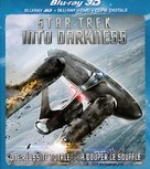 Star Trek Into Darkness - French Blu-Ray movie cover (xs thumbnail)