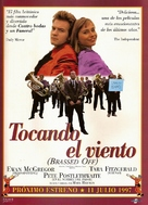 Brassed Off - Spanish poster (xs thumbnail)