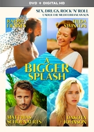A Bigger Splash - DVD movie cover (xs thumbnail)
