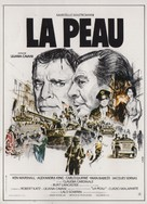 La pelle - French Movie Poster (xs thumbnail)
