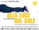 Alla luce del sole - Italian Movie Poster (xs thumbnail)