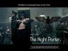 Il portiere di notte - British Movie Poster (xs thumbnail)