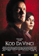 The Da Vinci Code - Polish Movie Poster (xs thumbnail)