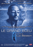 Le grand bleu - Italian Movie Poster (xs thumbnail)