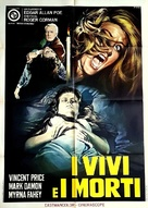 House of Usher - Italian Movie Poster (xs thumbnail)