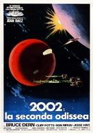 Silent Running - Italian Movie Poster (xs thumbnail)