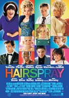Hairspray - Swedish Movie Poster (xs thumbnail)