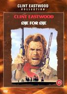 The Outlaw Josey Wales - Danish DVD movie cover (xs thumbnail)