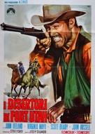 Fort Utah - Italian Movie Poster (xs thumbnail)