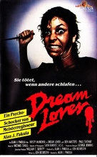 Dream Lover - German VHS cover (xs thumbnail)
