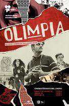 Olimpia - Mexican Movie Poster (xs thumbnail)