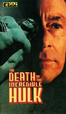 The Death of the Incredible Hulk - Polish Movie Cover (xs thumbnail)